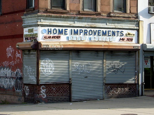 home improvements, bed-stuy