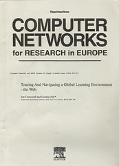 Computer Networks for Research in Europe