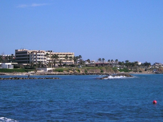 Gorgeous views from Paphos by flickr user Verity Cridland