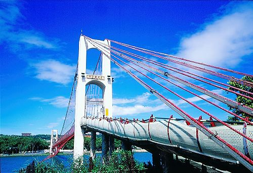 K385龍潭觀光吊橋