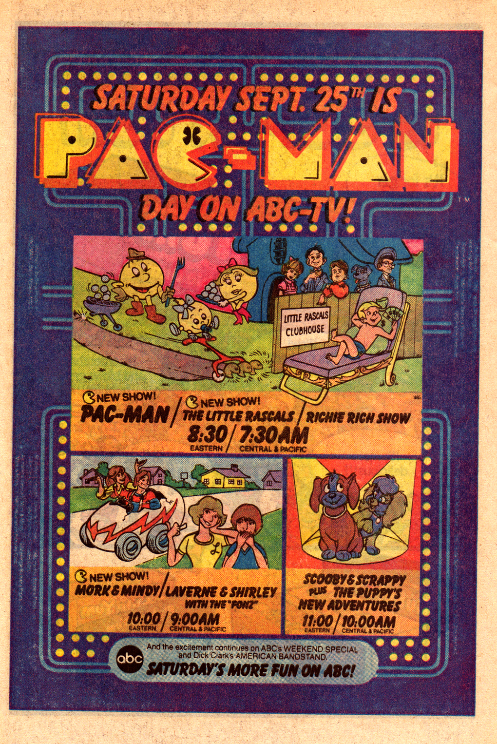 the essential saturday morning cartoon ads  1979