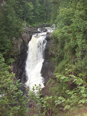 Moxie Falls - The Forks, Maine 3
