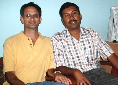 Raman and Debashish