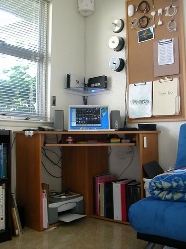 Vertical Office
