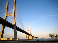 Vasco da Gama Bridge - Lisboa - Portugal