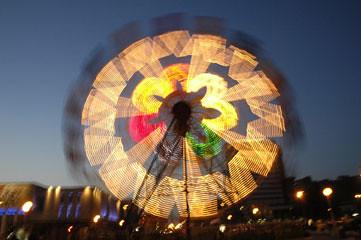 Skenderbeg Square Ferris Wheel
