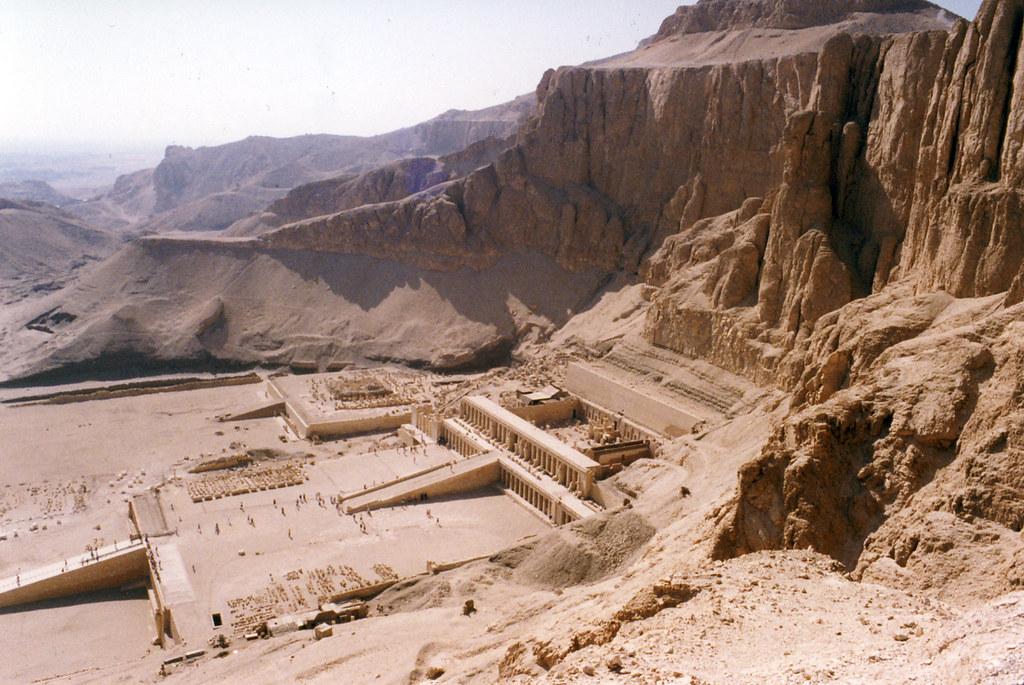 Hatsheput, Egypt