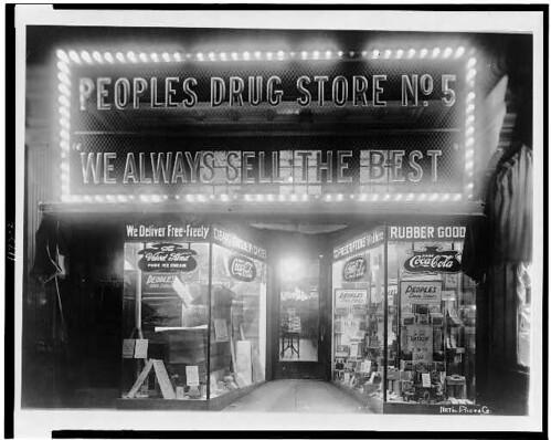 Peoples Drug #5, 802 H Street NE, Washington, DC