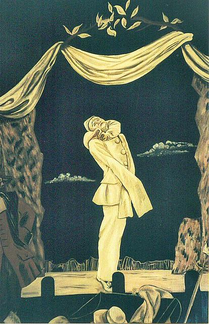 Pierrot le fou flickr photo sharing - Ouvre moi ta porte pour l amour de dieu ...