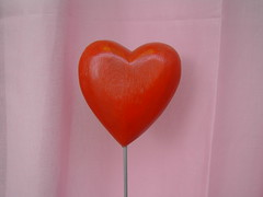 orange, confectionery, heart, red, lollipop, pink, valentine's day,