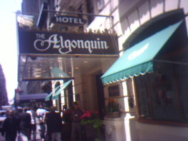 Algonquin Hotel Must Keep Cat on Tight Leash