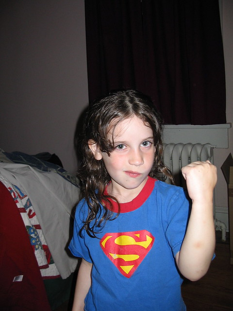 Super Girl from Flickr via Wylio