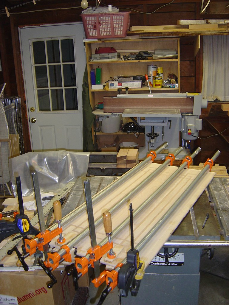 Awesome Final Glue Up Of The Outer Molding Of The Table Top Flickr Download Free Architecture Designs Scobabritishbridgeorg