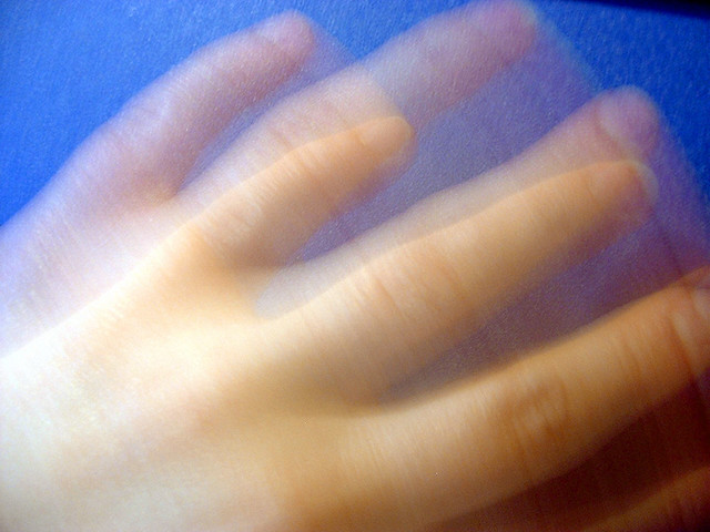 how to stop shaky hands