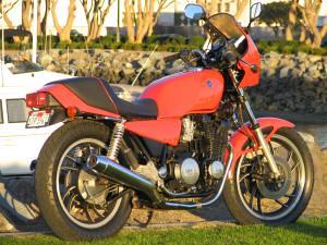 1982 Yamaha xj650r