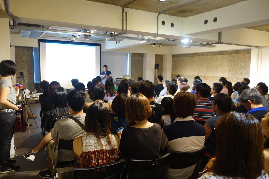 2015.06.27 旅遊創新實驗室《自媒體經營與新創試煉》講座講師