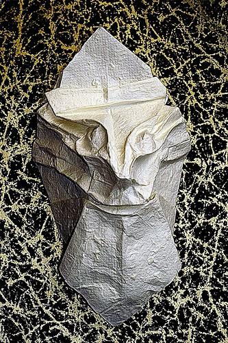 Origami Saint Santa (Marjan Smeijsters)