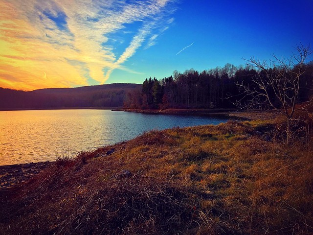 Clyde Potts Reservoir