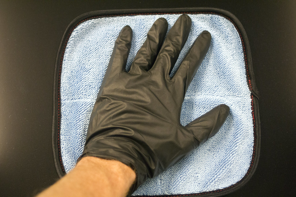 GlossAngeles - PFM Terry Towel Size