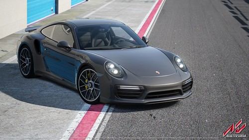 Assetto Corsa Porsche 911 Turbo S