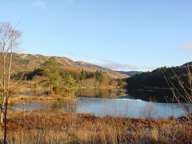 Boxing Day by Loch Trool