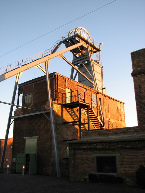 Woodhorn Colliery (1894-1981)