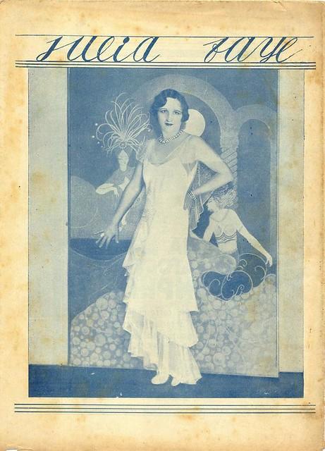 Cinéfilo, Nº 109, 1930 - back cover