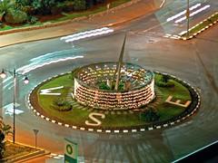 Sundial Roundabout, Gibraltar