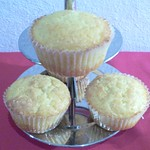Vanillejoghurt-Muffins
