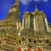 The Spires of Wat Arun