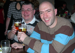 Evening Mail Christmas Party (December 15 2006)