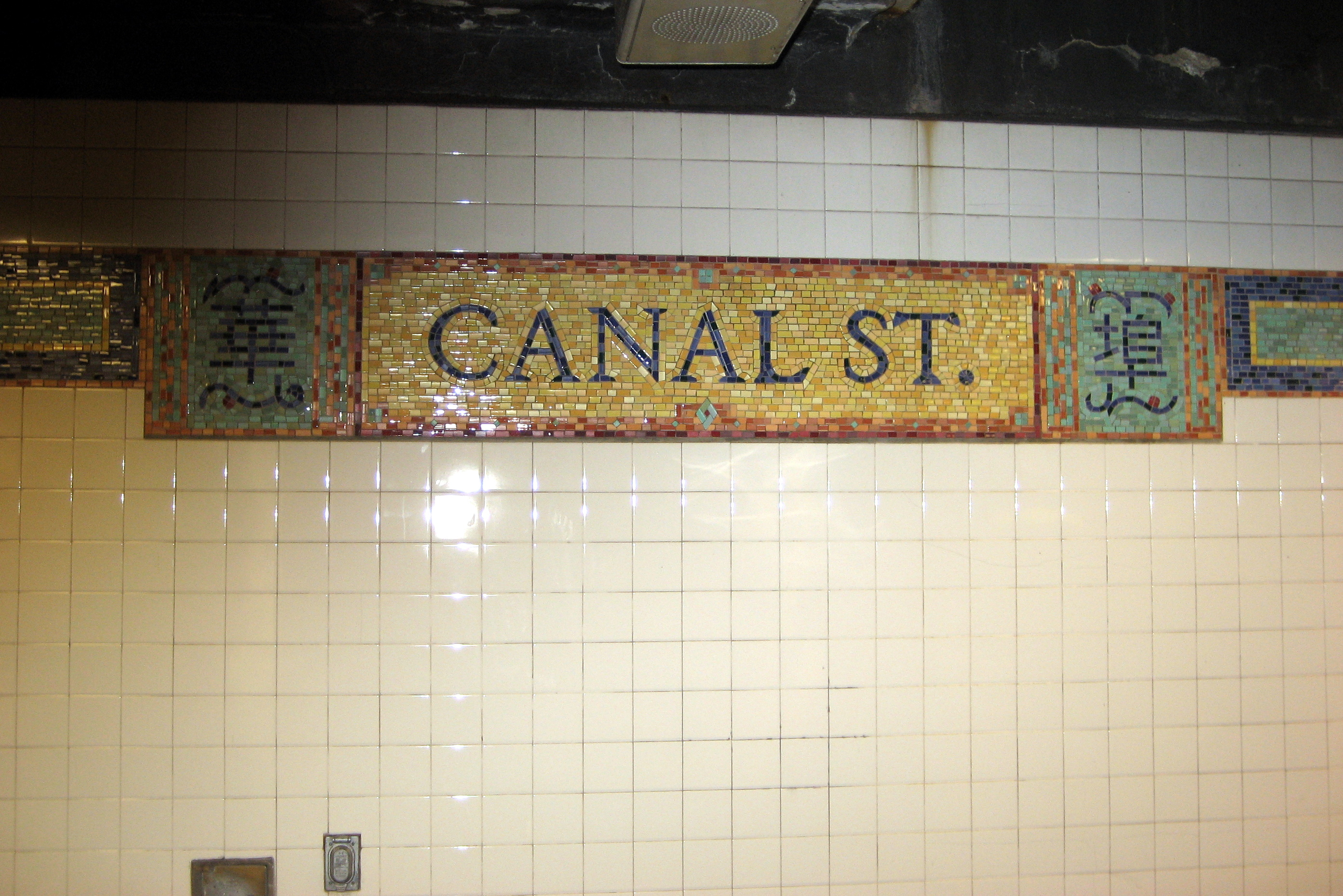 Chinatown nyc subway directions paris