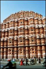 palacio de los vientos - jaipur
