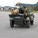 "Small photo of Daimler scout car ""Dingo"""