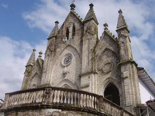 IGLESIA DE ARGELIA DE MARIA by laloking97
