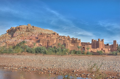 Aït Benhaddou, the HDR version