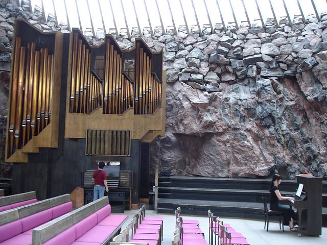 DSC00796, Temppeliaukio Rock Church, Helsinki, Finland