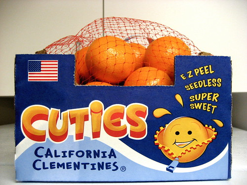 cuties oranges