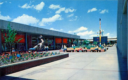 Northland Center, 1960 (Southfield, Michigan)