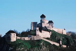 Hrad / Castle Trencin F1010019