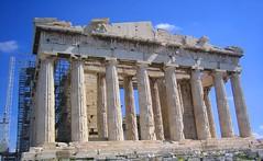 The eternal symbol of Greece