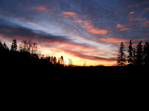 canada sunrise geotagged bc courtenay カナダ geolat49650737 geolon125002785 科特尼