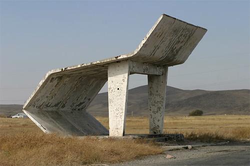 N mada blog de juan freire paradas de autob s folklore for Architecture kitsch