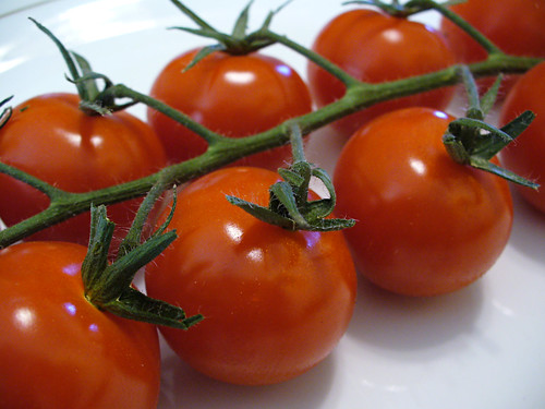 Cherry Tomatoes - Fruit or Vegetable....