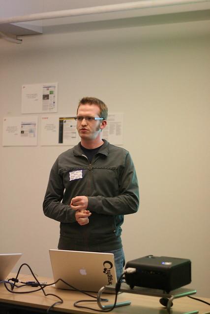 James Walker Talks About OpenID in Drupal