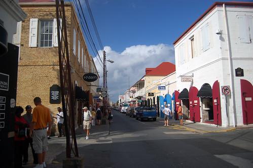 Main Street, Charlotte Amalie