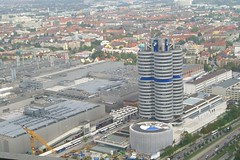 BMW headquarter, Munich
