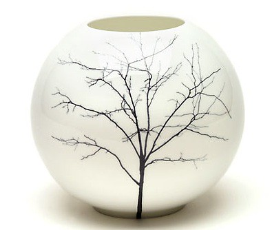 black forest round vase 110 usd flickr photo sharing. Black Bedroom Furniture Sets. Home Design Ideas