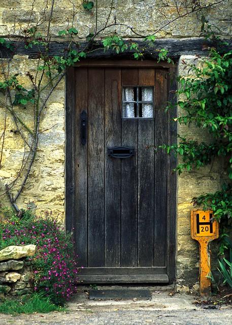 Cottage Door & Beautiful Doors Photography