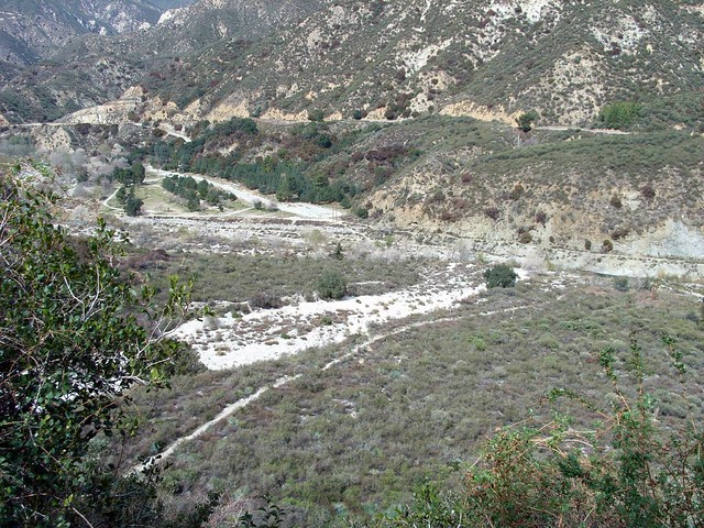 Stone Canyon and Trail
